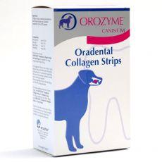 Orozyme Canine enzymatické žuvacie plátky M