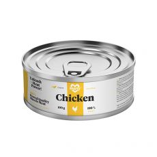 Konzerva pre mačky MARTY Essential Chicken 100 g