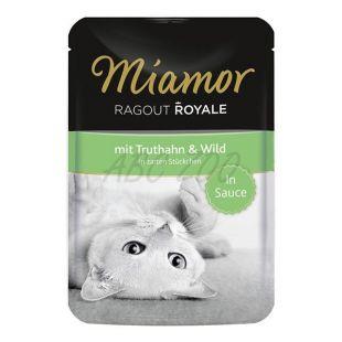 MIAMOR Ragout Royal morka a zverina v omáčke 100 g