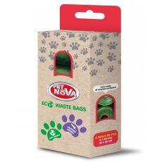 Ekologické vrecká na psie exkrementy, levanduľa 80 ks