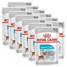 Royal Canin Urinary Care Dog Loaf kapsička s paštétou pre psy s obličkovými problémami 12 x 85 g