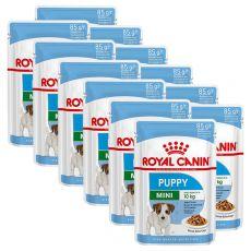 Royal Canin Mini Puppy kapsička pre malé šteňatá 12 x 85 g