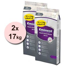 EMINENT Adult Giant Breed 2 x 17 kg