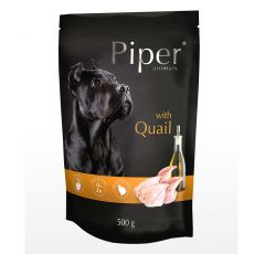 Kapsička Piper Adult s prepelicou 500 g