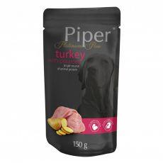 Kapsička Piper Platinum Pure morka a zemiaky 150 g