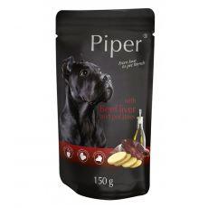 Kapsička Piper Adult s hovädzou pečeňou a zemiakmi 150 g