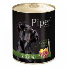 Konzerva Piper Adult s divinou a tekvicou 800 g