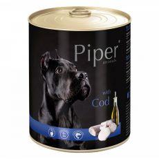 Konzerva Piper Adult s treskou 800 g