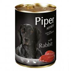 Konzerva Piper Senior králik 400 g