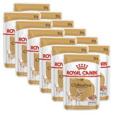 ROYAL CANIN Chihuahua Loaf kapsička s paštétou pre čivavu 12 x 85 g
