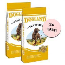 DOGLAND Sensitive 2 x 15kg