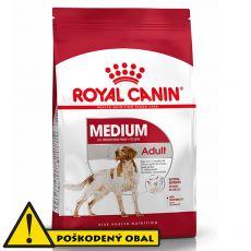 ROYAL CANIN Medium Adult granule pre dospelé stredné psy 14,7 kg - POŠKODENÝ OBAL
