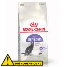 Royal Canin Sterilised granule pre kastrované mačky 10 kg - POŠKODENÝ OBAL
