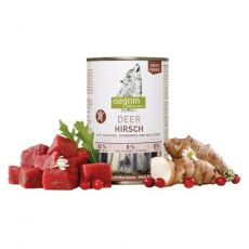 ISEGRIM Adult Forest: Jeleň s topinamburmi, brusnicami a bylinkami 800 g