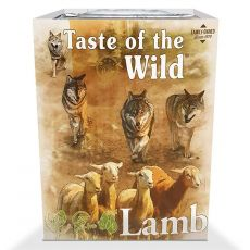 Vanička Taste of the Wild Lamb 390 g