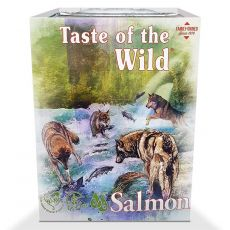 Vanička Taste of the Wild Salmon 390 g