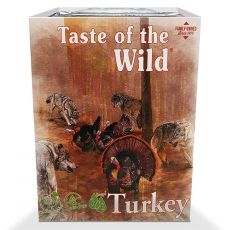 Vanička Taste of the Wild Turkey 390 g
