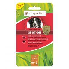 Antiparazitné kvapky pre psy BOGAPROTECT Spot-On XL 3 x 4,5 ml