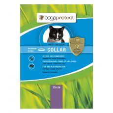 Antiparazitný obojok pre mačky BOGAPROTECT Collar 35 cm