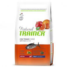 Trainer Natural Medium Adult ryba a ryža 3 kg