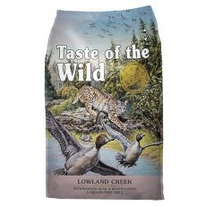 TASTE OF THE WILD Lowland Creek 6,6 kg