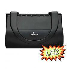 Osvetlenie akvária LED Extra 2 x 4,3 W, BLACK 40 x 25 cm
