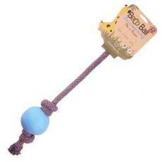 Lopta na lane Beco Ball EKO, modrá L