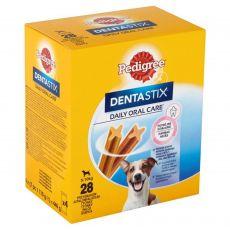Pedigree Dentastix Daily Oral Care dentálne pochúťky pre psov malých plemien 28ks (440g)