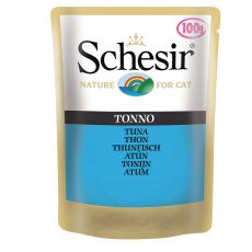 Schesir cat tuniak 100 g