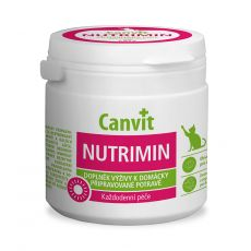 Canvit Nutrimin pre mačky 150 g
