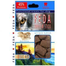 Pamlsky FEDA s Hlivou ustricovou 100 g