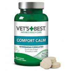 Vet´s Best žuvacie tablety pre psy na upokojenie 60 ks