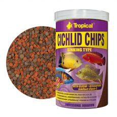 TROPICAL Cichlid chips 250 ml/130 g