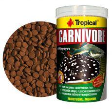 TROPICAL Carnivore ponárajúce sa tablety 1000 ml/600 g