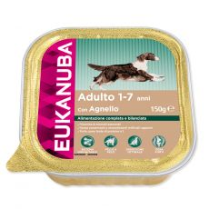 Vanička EUKANUBA Adult Lamb 150 g