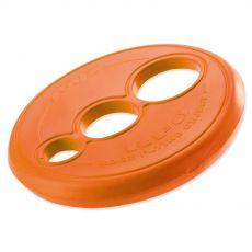 Hračka ROGZ R.F.O. lietajúci tanier oranžový 23 cm