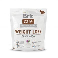 Brit Care Weight Loss - Rabbit & Rice 1kg