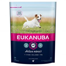 Eukanuba Active Adult Small Breed 1 kg