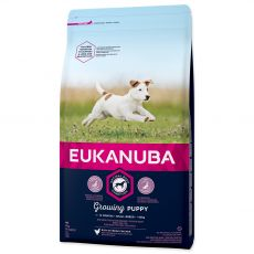 EUKANUBA Puppy & Junior Small Breed 3 kg