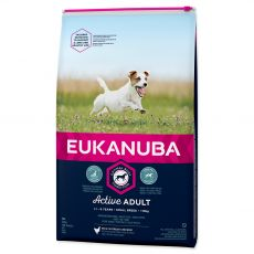 Eukanuba Active Adult Small Breed 12 kg