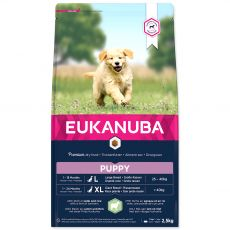 EUKANUBA PUPPY JUNIOR Lamb & Rice - 2,5 kg