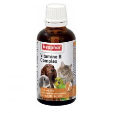 Kvapky Beaphar Vitamin B Complex 50ml