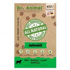 Dr.Animal 100 % jahňacie mäsové kocky 80 g