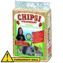 CHIPSI STRAWBERRY - podstielka s vôňou Jahoda 60 L - POŠKODENÝ OBAL