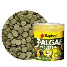 TROPICAL 3-Algae Tablets A 50 ml / 36 g