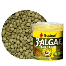TROPICAL 3-Algae Tablets B 50 ml / 36 g