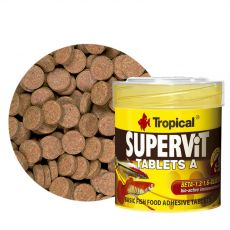 TROPICAL Supervit Tablets A 50 ml / 36 g