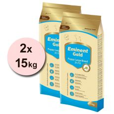 EMINENT GOLD Puppy Large Breed 2 x 15kg