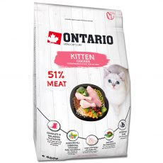 Ontario Kitten Chicken 400 g