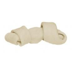 Kosť žuvacia viazaná - biela 50g, 11cm